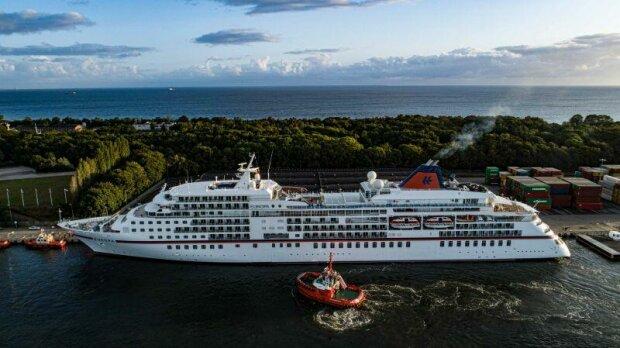 Gdańsk: pierwszy od wielu miesięcy wycieczkowiec zawitał do portu. Czy to początek odmrażania branży cruiserów