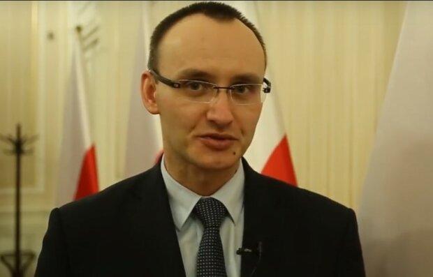 Mikołaj Pawlak/screen YouTube