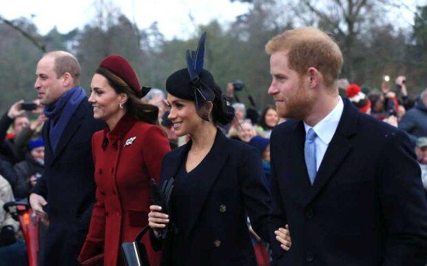 Księżna Kate i książę William nie spędzą świąt z księżną Meghan i księciem Harry'm. Czy to kolejny wynik nieporozumień
