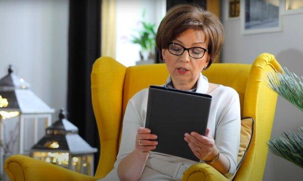 Minister Marlena Maląg / YouTube: Kancelaria Premiera