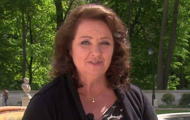 """Anna Dymna/screen Youtube @Fundacja Anny Dymnej """"Mimo Wszystko"""""""