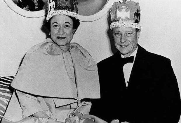 Król Edward VIII, Wallis Simpson. Źródło: youtube.com