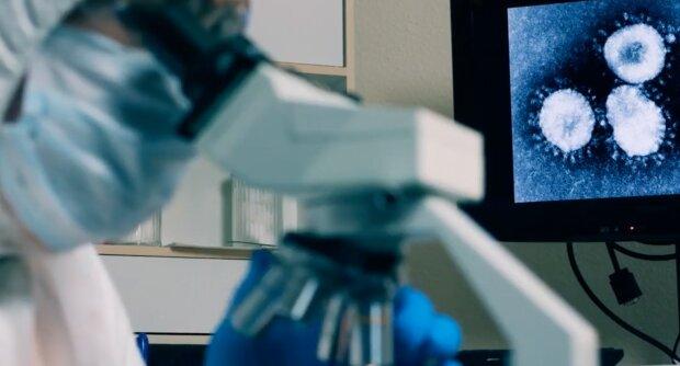 Koronawirus. Screen: YouTube