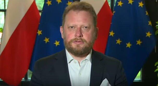 Łukasz Szumowski. Źródło: Youtube