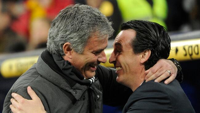 Mourinho do zwolnionego z Arsenalu Emery'ego: Nie dramatyzuj, Przyjacielu