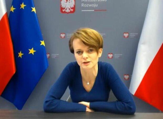 Jadwiga Emilewicz. Źródło: fakt24.pl