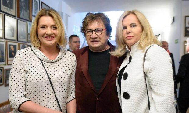 Małgorzata Ostrowska-Królikowska i Joanna Kurowska w niecodziennej odsłonie ich przyjaźni. Wspólnie uczciły pamięć tych, co odeszli