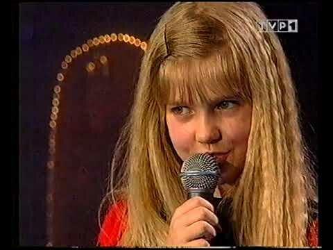Jako mała dziewczynka wystąpiła w kultowym programie lat 90-tych. Dzisiaj jest świetnie rokującą wokalistką