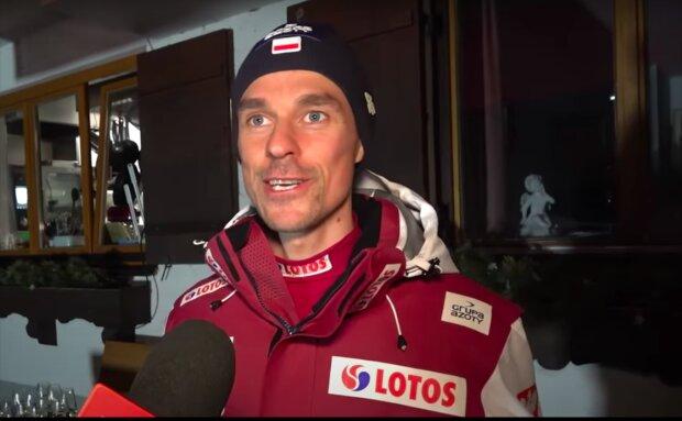 Piotr Żyła / YouTube: Skijumping