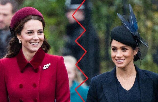 Księżna Kate miała dosyć Meghan Markle i Harry'ego. Po ich wyjeździe wreszcie odetchnęła