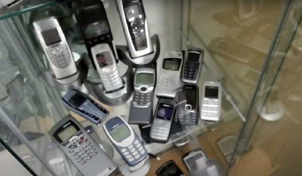 Stare telefony... Youtube: SSG(SuperStareGry)