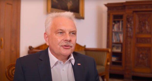 Wiceminister zdrowia Waldemar Kraska / YouTube:  Ministerstwo Zdrowia