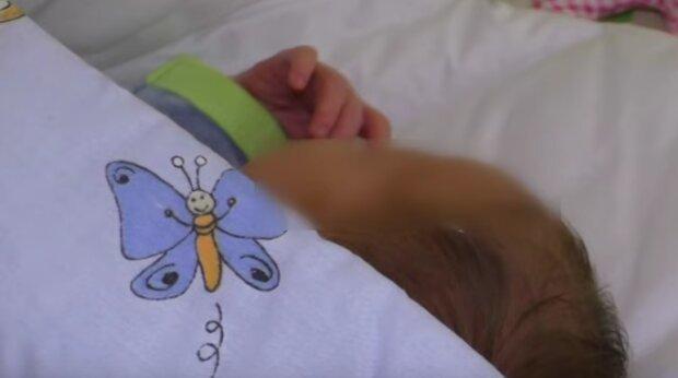 Porzucony noworodek w jednym z polskich miast. Przy dziecku znaleziono liścik