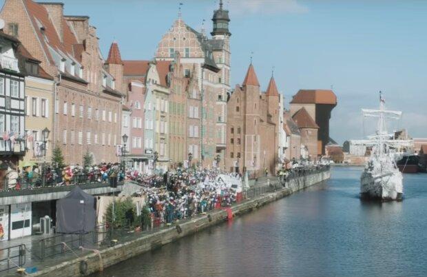 Gdańsk: miasto pojawiło się w komedii romantycznej. Premierę można było zobaczyć w poniedziałek w telewizji. Jak to wyszło