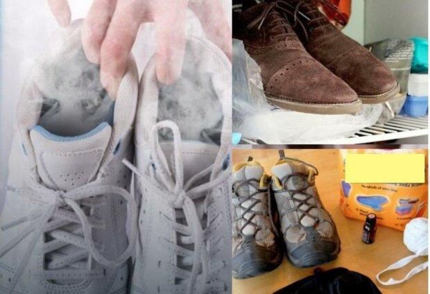 Rewelacyjne sposoby, które pozwalają pozbyć się problemu brzydkiego zapachu z butów na długo