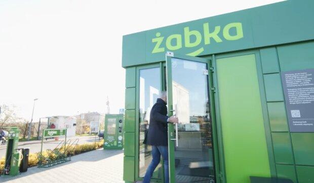 Ekologiczna Żabka, Warszawa/ screen youtube