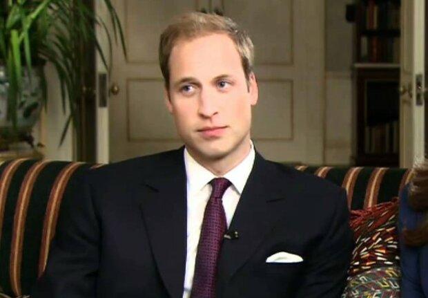Książę William/screen YouTube