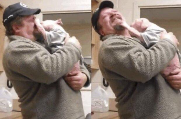 Znalazł szczeniaka na ulicy. Nikt nie podejrzewał, że tak skończy się ich znajomość. Niesamowite