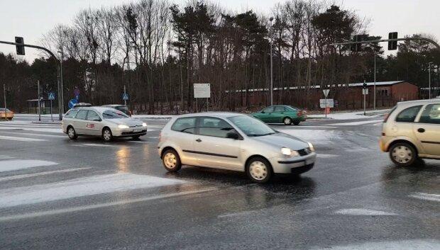 IMGW z ostrzeżeniem dla kierowców/Youtube @Tylko i Poza Toruń