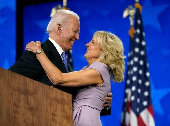Joe i Jill Biden. Źródło: insider.com
