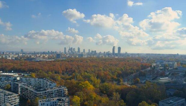 Warszawa/ YouTube: Poland on air
