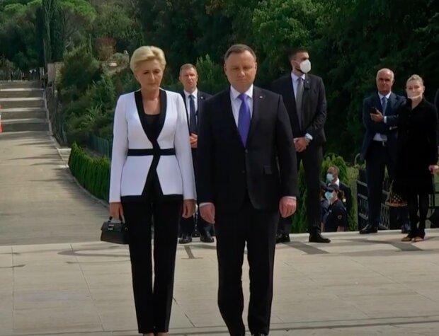 Para prezydencka / YouTube: Prezydent.pl