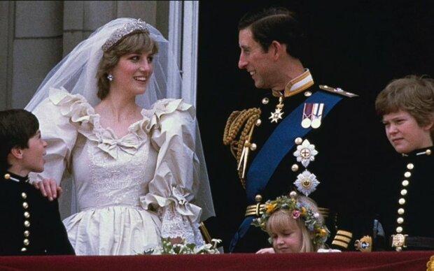 Książę Karol, księżna Diana/screen YouTube