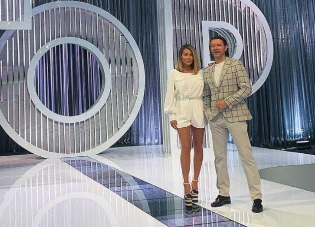"""Małgorzata Rozenek-Majdan wróciła do formy po porodzie. Jej stylizacja na planie """"Top Model"""" mocno przykuwa spojrzenia"""
