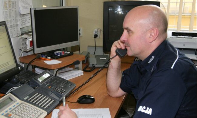 Gdańscy policjanci otrzymali telefon z Centrum Wsparcia. Tego, co zdarzyło się później nikt się nie spodziewał