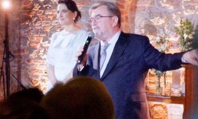 Ślub Anny Cieślak i Edwarda Miszczaka/YouTube @Plejada News