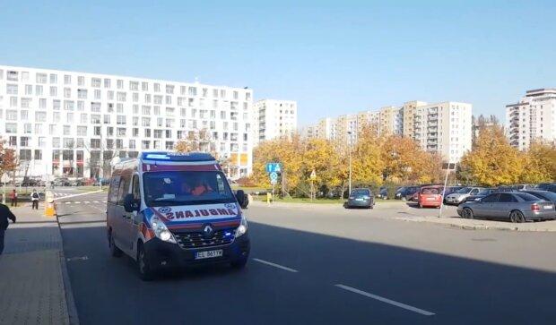 Szpital Bródnowski/ screen YT
