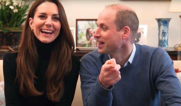 Kate i William/Youtube @ The Duke and Duchess of Cambridge