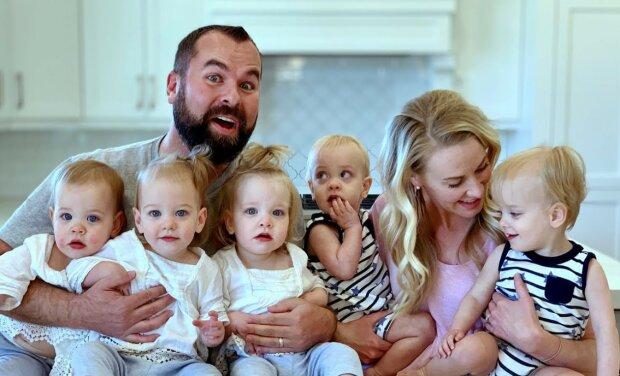 Niesamowita historia rodziny!/Youtube @Five Two Love