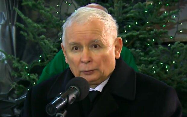 Jarosław Kaczyński / YouTube:  Janusz Jaskółka