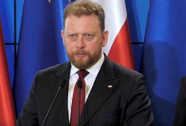 Jakie obostrzenia wprowadził polski rząd. Screen: YouTube