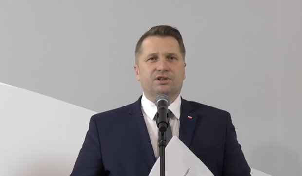 Przemysław Czarnek/ YouTube @MEN