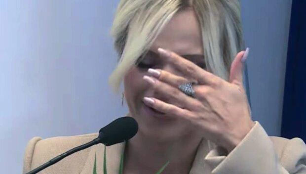 Doda rozpłakała się na wizji. Popularna wokalistka ma za sobą ciężkie chwile