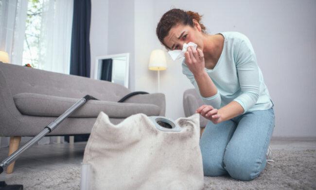 Masz alergię na kurz? Istnieją na to skuteczne metody