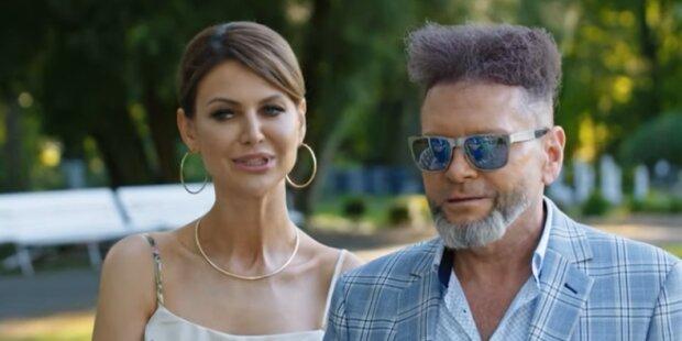 Krzysztof Rutkowski i Maja Plich. Źródło: Youtube