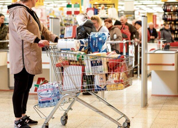 Ministerstwo Zdrowia ostrzega przed sklepowymi wózkami