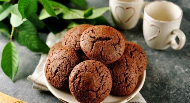 Ciasteczka czekoladowe, screen Google