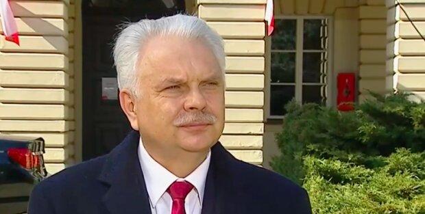 Wiceminister zdrowia Waldemar Kraska / YouTube: Janusz Jaskółka