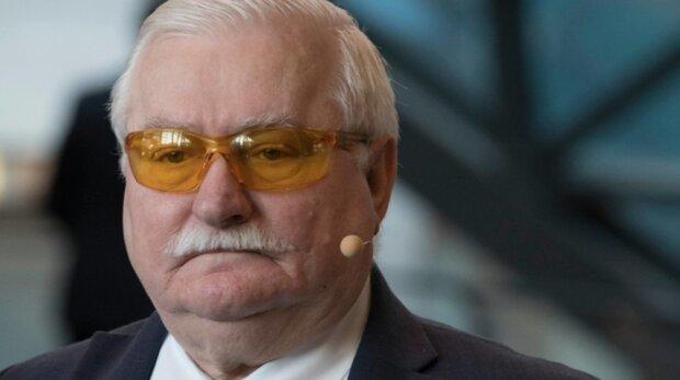 Lech Wałęsa. Źródło: onet.pl