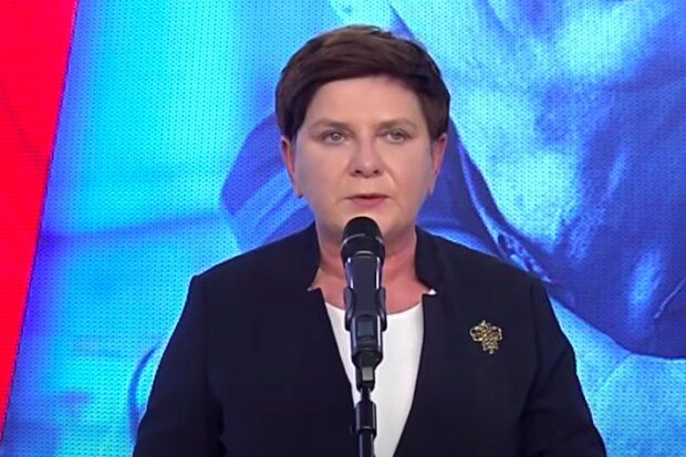 Beata Szydło / YouTube:  TVP Info