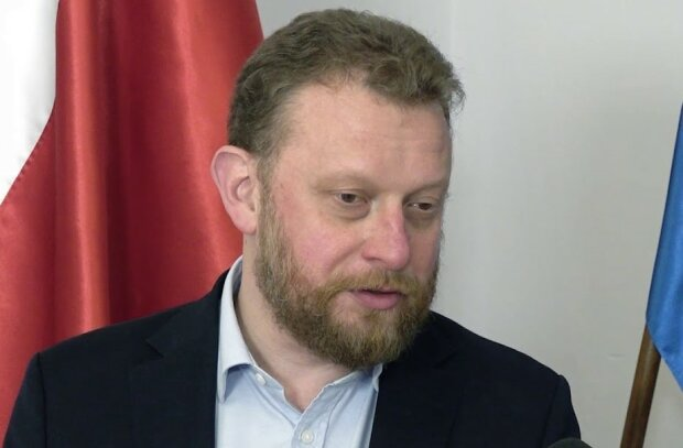 Łukasz Szumowski/screen YouTube @MedExpress TV