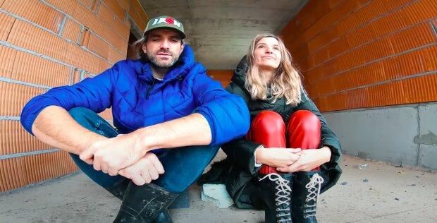 Joanna Koroniewska i Maciej Dowbor / YouTube:  Dowbory Be Happy