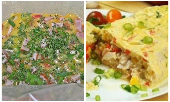 Przepis na prawdziwy francuski omlet. Niewielu wie, jak naprawdę go przyrządzić