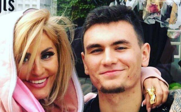 Conan Kaźmierski i Dagmara Kaźmierska. Źródło: Instagram