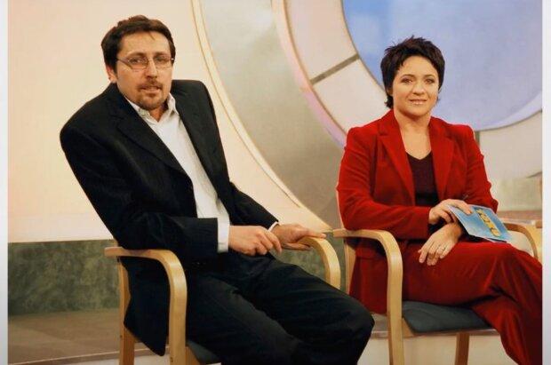 Ewa Drzyzga i Andrzej Sołtysik. Źródło: Youtube