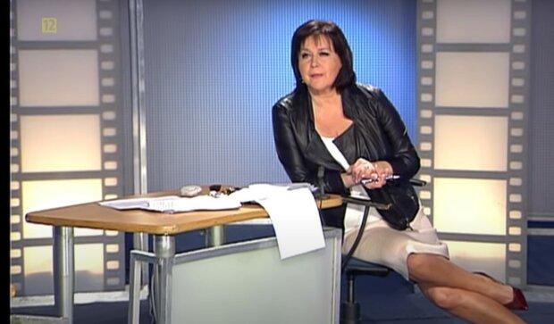 Elżbieta Jaworowicz/YouTube TVP